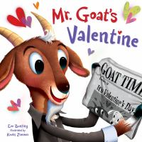 Cover image for Mr. Goat's valentine