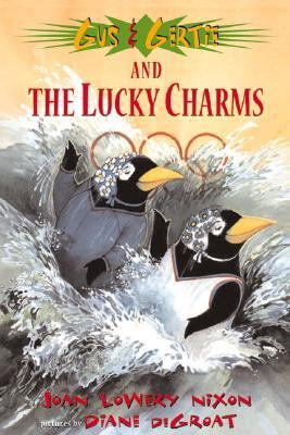 Cover image for Gus & Gertie and the lucky charms