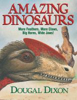Cover image for Amazing dinosaurs