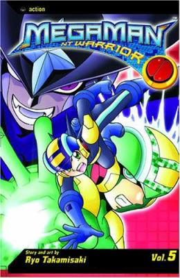 Cover image for MegaMan NT Warrior
