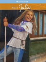 Cover image for Meet Julie : an American girl