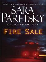 Cover image for Fire sale