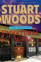 Cover image for Unnatural acts