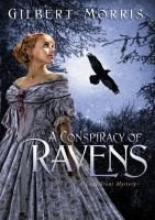 Cover image for A conspiracy of ravens
