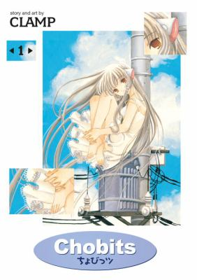 Cover image for Chobits
