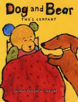 Cover image for Dog and Bear : two's company