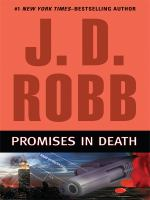 Cover image for Promises in death