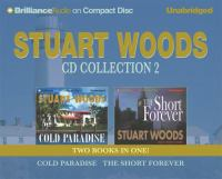 Cover image for Stuart Woods compact disc collection