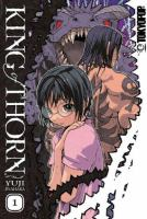 Cover image for King of thorn