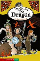 Cover image for My dad the dragon