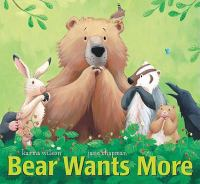 Cover image for Bear Wants More
