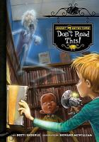 Cover image for Don't read this!