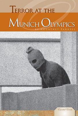 Cover image for Terror at the Munich Olympics
