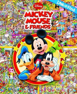 Cover image for Mickey Mouse & friends