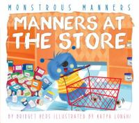 Cover image for Manners at the store