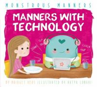 Cover image for Manners with technology