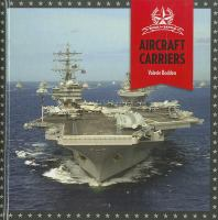 Cover image for Aircraft carriers