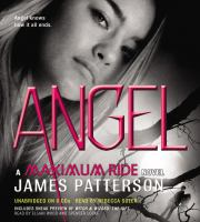 Cover image for Angel a Maximum Ride novel