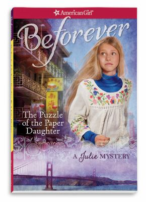 Cover image for The puzzle of the paper daughter : a Julie mystery