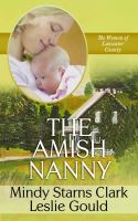 Cover image for The Amish nanny