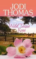 Cover image for Wild Texas rose