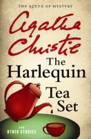 Cover image for The harlequin tea set and other stories