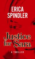 Cover image for Justice for Sara