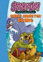 Cover image for Scooby-Doo!. Snow monster scare