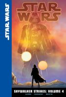 Cover image for Star Wars. Skywalker strikes. Volume 4