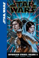 Cover image for Star Wars. Skywalker strikes. Volume 5