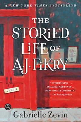 Cover image for Book club in a bag. The storied life of A.J. Fikry by Gabrielle Zevin