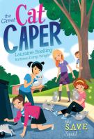 Cover image for The great cat caper