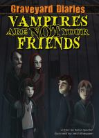 Cover image for Vampires are not your friends