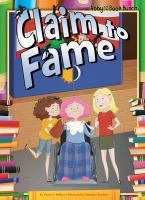 Cover image for Claim to fame