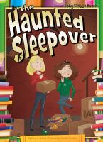 Cover image for The haunted sleepover