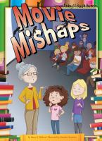 Cover image for Movie mishaps