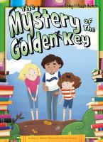 Cover image for The mystery of the golden key