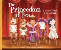 Cover image for The princedom of pea : a readers' theater script and guide