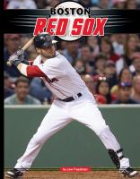Cover image for Boston Red Sox