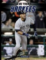 Cover image for New York Yankees