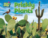 Cover image for Prickly plants : stuck!