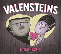 Cover image for Valensteins : (a love story)
