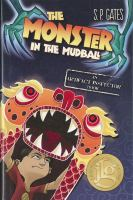 Cover image for The monster in the mudball