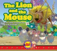 Cover image for The lion and the mouse.