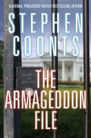 Cover image for The Armageddon file