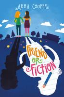 Cover image for Friend or fiction