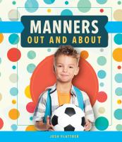 Cover image for Manners out and about