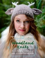 Cover image for Woodland knits : over 20 enchanting patterns
