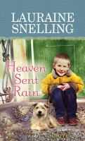 Cover image for Heaven sent rain