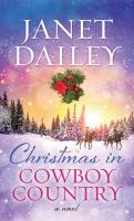 Cover image for Christmas in cowboy country